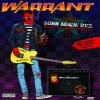 WARRANT - Born Again D.V.D. Delvis Video Diaries (2007) (DVD)