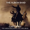 ALBION BAND - Captured (The Albions Who Nearly Got Away) (1994) (CD