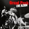 GRAND FUNK RAILROAD - Live album (Japán import)