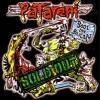 "PATARENI - Patareni / Burek Death Squad (Ltd edition 4 tracks 7"" EP) (2010)"