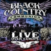 BLACK COUNTRY COMMUNION - Live Over Europe (2DVD) (2011)