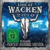 V/A - Wacken 2010 - Live At Wacken Open Air Festival (2011) (Blu-Ray DVD)