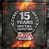V/A - 15 Years Metal Addiction (2011) (3CD)