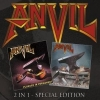 ANVIL -  Plugged In Permanent / Absolutely No Alternative (2012) (2CD)