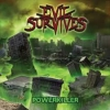 EVIL SURVIVES - Powerkiller (Ltd edition LP) (2012)