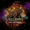 ALESTORM - Live At The End Of The World (2013) (DVD+CD) (MEDIABOOK)