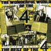 4 SKINS - Wonderful World - The Best Of The 4 Skins (1987) (Limited edition LP