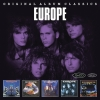 EUROPE - Original Album Classics (2015) (5CD BOX)