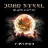 JOHN STEEL (feat. BLAZE BAYLEY) - Freedown (2015)