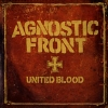 "AGNOSTIC FRONT - United Blood (1983) (Limited edition 10 tracks 7"" EP) (2014)"