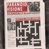 PARANOID VISIONS - Cryptic Cross Words (Limited edition LP+CD) (2015)