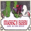 MIGHTY BABY - Live In The Attic (1970) (Limited edition AUDIOPHILE HQ 2LP
