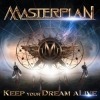 MASTERPLAN - Keep Your Dream aLive (2015) (DVD+CD) (DIGI)