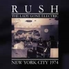 RUSH - The Lady Gone Electric (FM Radio Broadcast 1974) (2LP