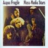 ACQUA FRAGILE - Mass Media Stars (1974) (Limited edition LP