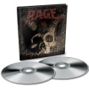 RAGE - The Devil Strikes Again+6 (2016) (2CD) (DIGIBOOK)