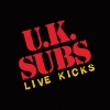 UK SUBS - Live Kicks (1977) (Limited edition CD