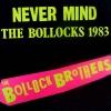 BOLLOCK BROTHERS  - Never Mind The Bollocks (2016) (LP)