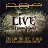 ASP - Live... Auf Rauen Pfaden (2016) (4CD) (DIGIBOOK)