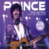 PRINCE - One Last Kiss (The Legendary Radio Broadcasts 1985 -1998) (4CD) (DIGI