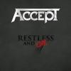 ACCEPT - Restless And Live (2017) (DVD+2CD) (DIGI)
