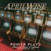 APRIL WINE - Power Plays - From Las Vegas To Kansas (2017) (2CD)