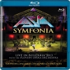 ASIA - Symfonia - Live In Bulgaria 2013 (2017) (BLU-RAY DVD)