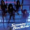 GIRLSCHOOL - Screaming Blue Murder (1982) (Limited edition LP