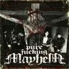 MAYHEM - Pure Fucking Mayhem (Limited edition DVD+CD) (2008)