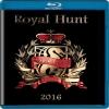 ROYAL HUNT - 2016 (2017) (BLU-RAY DVD)