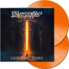 RHAPSODY OF FIRE - Legendary Years (2017) (2LP) (ORANGE)