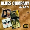 BLUES COMPANY - 4-2-1 (2013) (4CD)