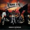 DRAGON'S KISS - Barbarians Of The Wasteland (2014)