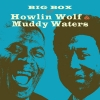 HOWLIN' WOLF & MUDDY WATERS - Big Box Of Howlin' Wolf & Muddy Waters (6CD-Box) (2015)