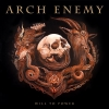 ARCH ENEMY - Will To Power (2017) (LP+CD) (BLACK)