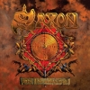 SAXON - Into The Labyrinth (2009) (Limited edition NEON ORANGE LP