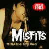 MISFITS - Teenagers From Mars - Live On Air 1993 (CD