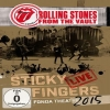 ROLLING STONES - Sticky Fingers: Live At The Fonda Theatre 2015 (2017) (DVD)
