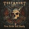 TESTAMENT - First Strike Still Deadly (2001) (re-release