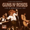 GUNS N' ROSES - Live In Noblesville 1991 (2017) (2CD)