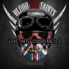 BLOOD RED SAINTS - Love Hate Conspiracy (2018)