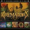 CREMATORY - 5 Original Albums In 1 Box (2018) (5CD) (BOX)