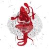 "SICK HYENAS - Like A Cramp (2 tracks 7""EP) (2018)"