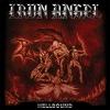 IRON ANGEL - Hellbound (Limited edition BLACK LP) (2018)