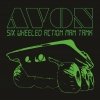"""AVON - Six Wheeled Action Man Tank (Limited edition WHITE 7""""EP) (2018)"""