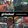 GIRLSCHOOL - The Singles 1979-1984 (Limited edition ORANGE LP) (2018)
