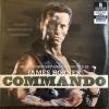 O.S.T. - Commando (2003) (BLACK DACE PAINT SPLATTER 2LP