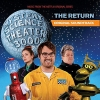 O.S.T. - The Return - Mystery Science Theater 3000 (Limited edition BLUE GREY LP) (2018)