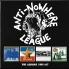 ANTI-NOWHERE LEAGUE - The Albums 1981-87 (4CD-Box) (2018)