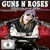 GUNS N' ROSES - Live In New York 1988 (2018) (DVD)